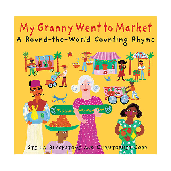 My Granny Went to Market (Paperback)