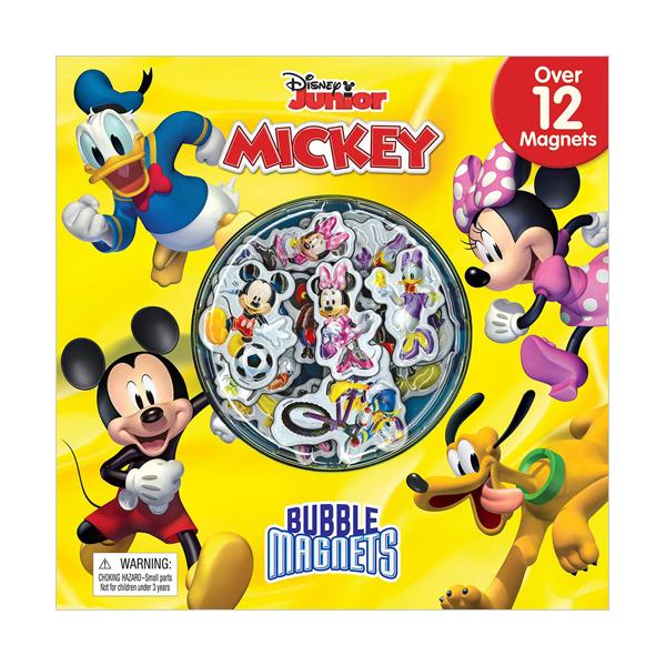Disney Mickey Bubble Magnet Book (Board Book)
